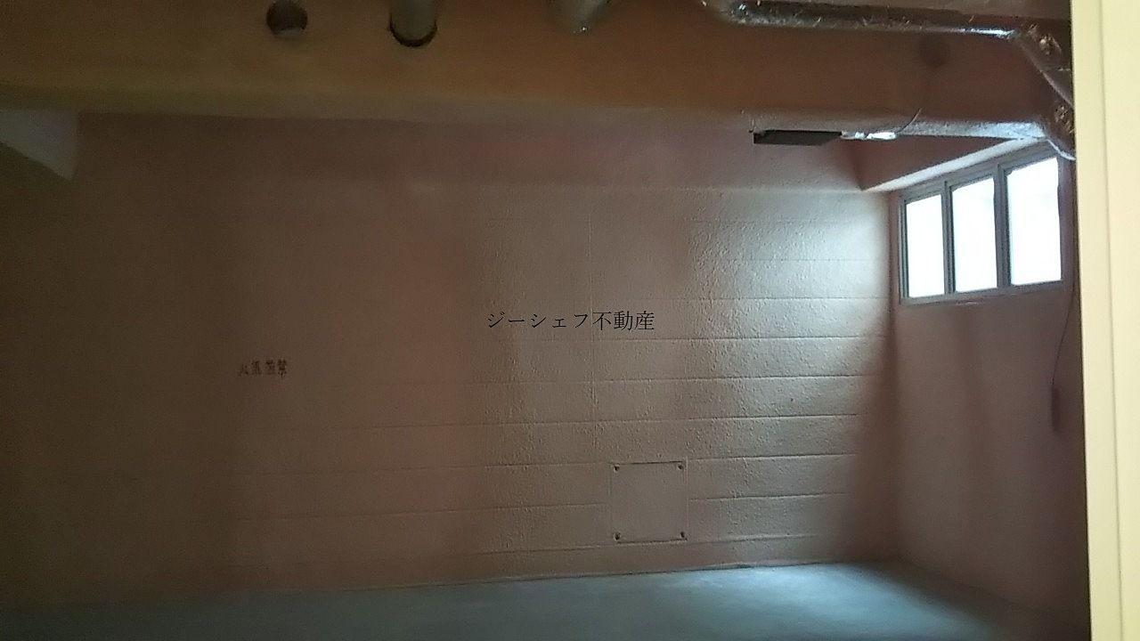 ACN渋谷道玄坂ビル B1F室内 ドライエリアあり