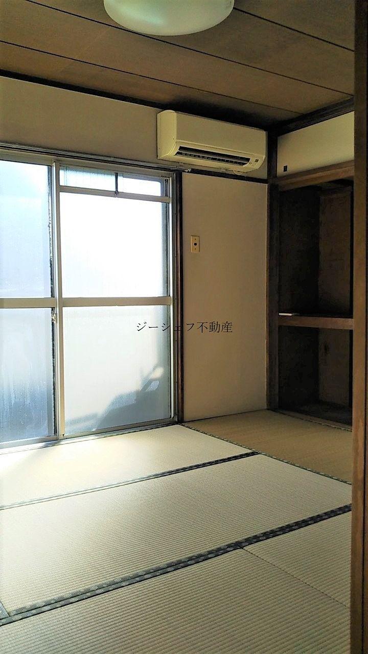KDビル403号室 和室(6)