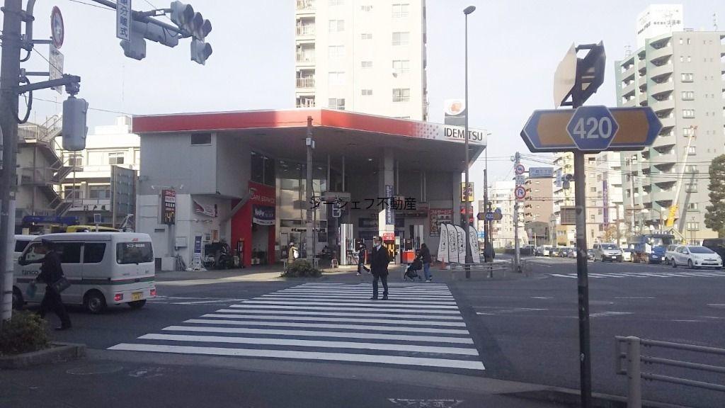 近隣のガソリンスタンド