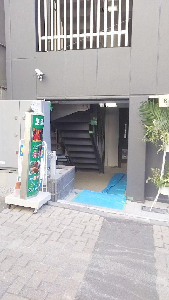 Ordin三茶1stビル建物入口