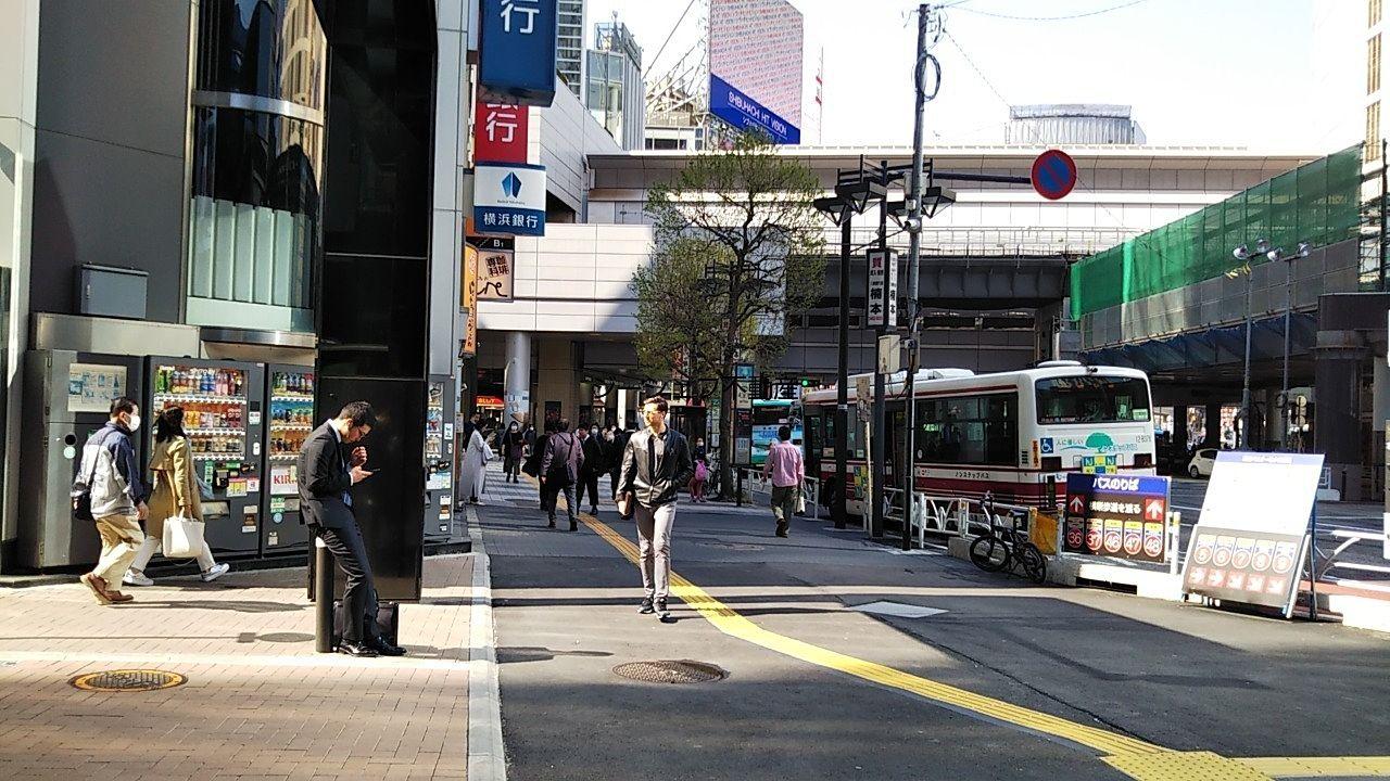 現在の渋谷の様子・ジーシェフ不動産の状況