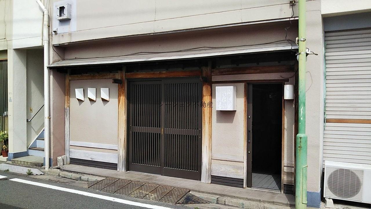 五反野駅・間口がしっかりとれた1階路面貸店舗!