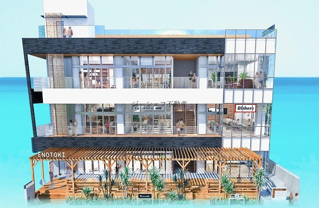 ENOTOKI(エノトキ)片瀬海岸の新商業施設グランドオープン!